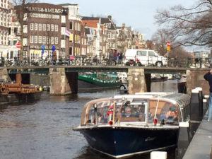 オランダの美しい街並み